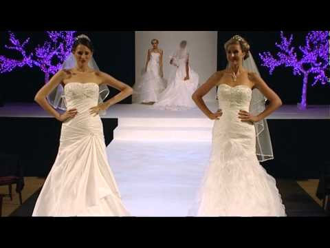 Oriental Pearl  bridal and occasion wear Catwalk Show