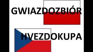 Najśmieszniejsze czeskie słowa