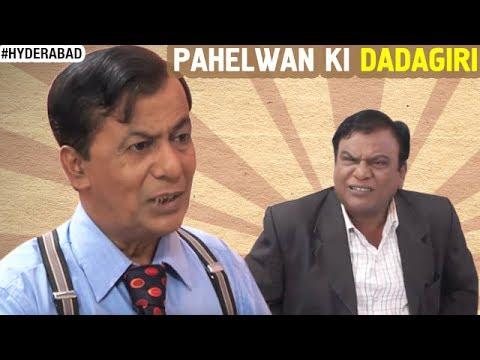 Standup Comedy | Pahelwan Ki Dadagiri by Hamid Kamal and Subhani | Hyderabadi Comedy Scenes