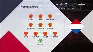 Belanda vs Jerman 3 - 0, 14 Oktober 2018