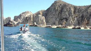 Cabo Water-Taxi to Lover's Beach