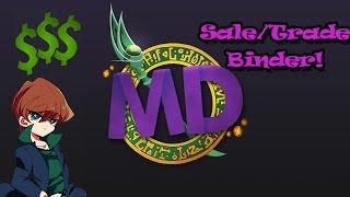 YuGiOh Magician's Descendant Sale/Trade Binder!