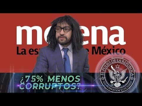 ¿75% MENOS CORRUPTOS?  - EL PULSO DE LA REPÚBLICA