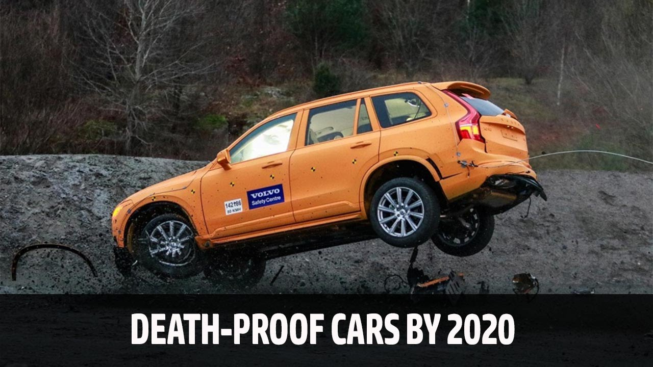 Death Proof Cars By 2020 Youtube