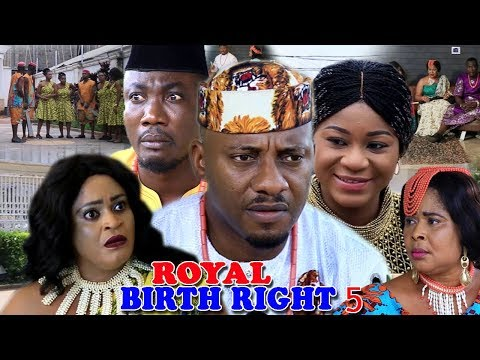 ROYAL BIRTH RIGHT SEASON 5 - (New Movie) 2018 Latest Nigeria