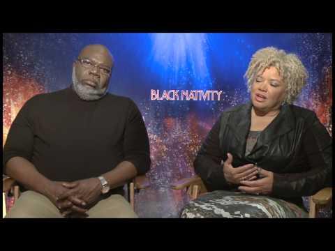 Black Nativity: T.D. Jakes & Kasi Lemmons Offiical Movie