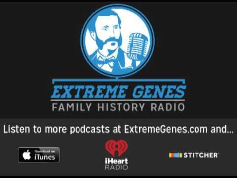 Extreme Genes Family History Radio: Ep. 134 - Ron Fox On Finding Rare Photographs on eBay