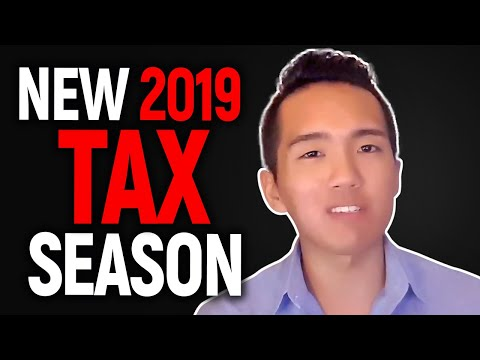 Ep 39 – Preparing for the NEW 2019 Tax Season