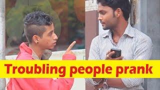 Epic Troubling Prank in india | Super Desi Pranks