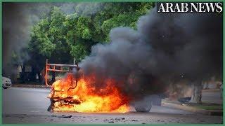 Fierce gun battles as Mexico moves to arrest El Chapo's son