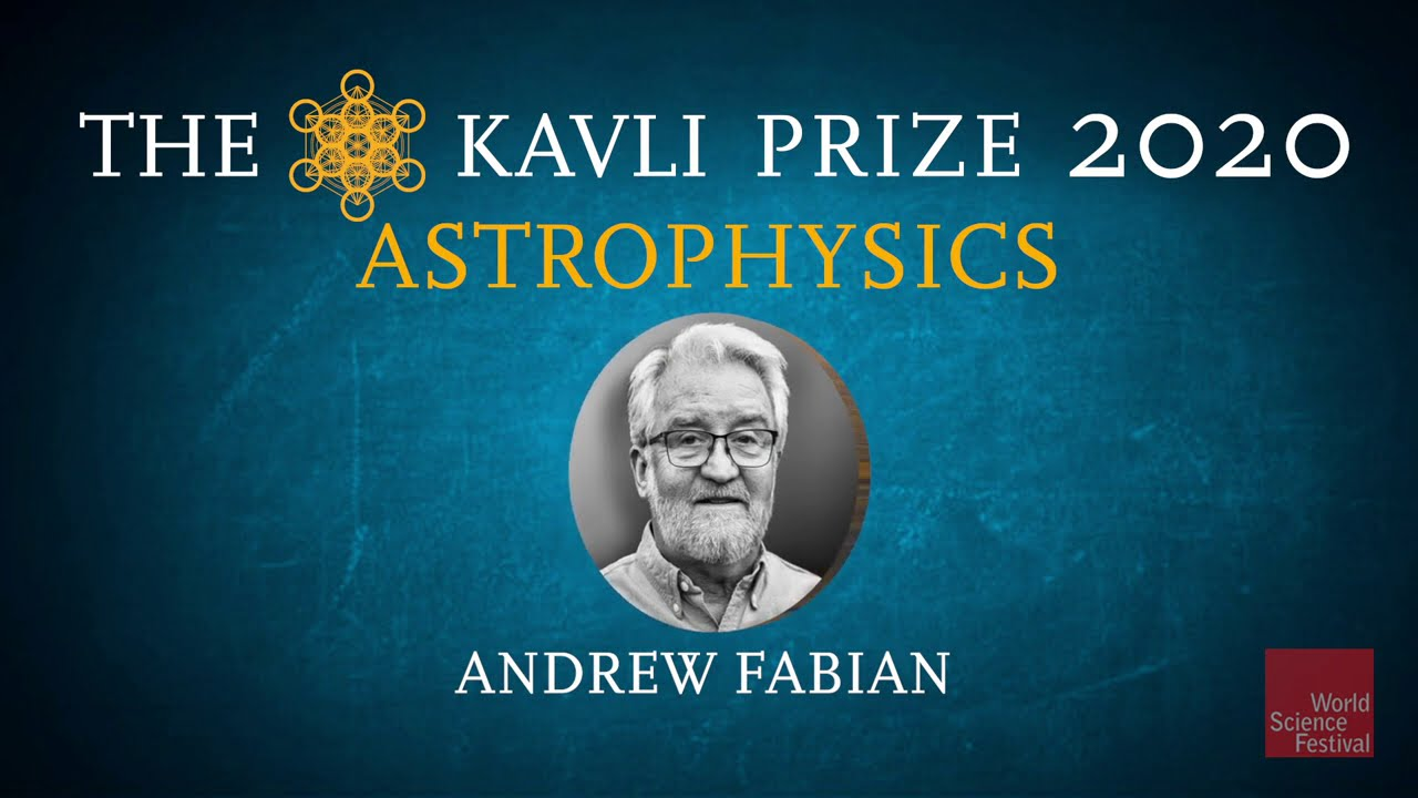 Science in Focus. The Kavli Prize 2020 | Astrophysics