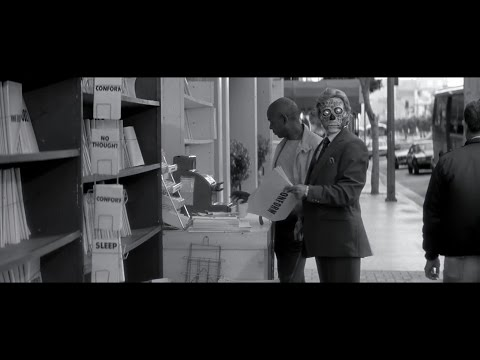 They Live - Trailer (HD) (1988)