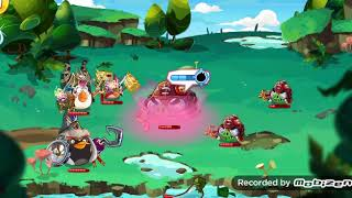 Angry Birds Epic - 26 cave, gold