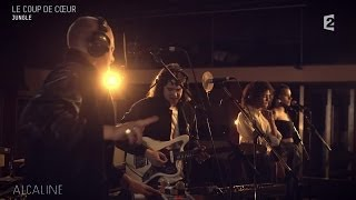 Alcaline, le Mag : Jungle - The Heat en session live