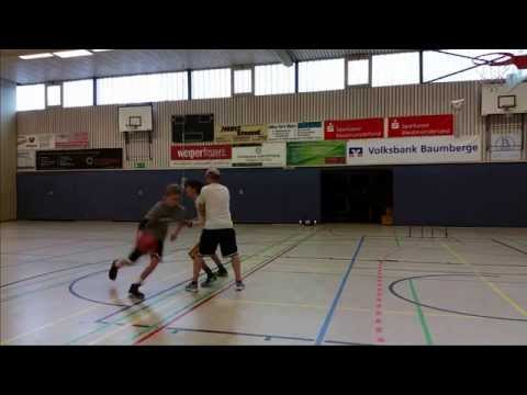 Blöcke stellen im Basketball - Watch & Learn - Tutorial (SUO)