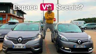 Покупаем Минивен Во Франции - Renault Espace Initiale Paris Или Бюджетный Grand Scenic?