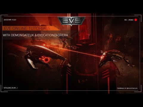 Eve Online Tutorial Ep24 Asteroid Belts Breakdown