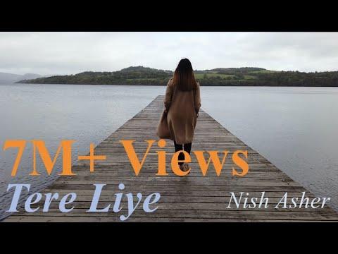 Tere Liye | Veer Zara | Cover by Nish Asher