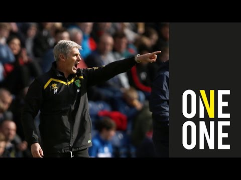 Norwich City v Brighton: EXCLUSIVE Alan Irvine Preview