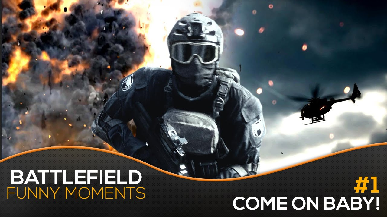 Come on baby! (Battlefield 4: Funny Moments)