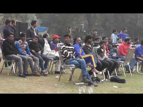 Lahore Centre Vs Lahore Centre Shalimar 2016 Match