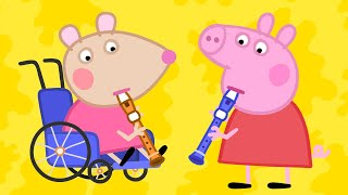 peppa-pig-english-episodes-meet-mandy-mouse-playing-music-special-peppa-pig