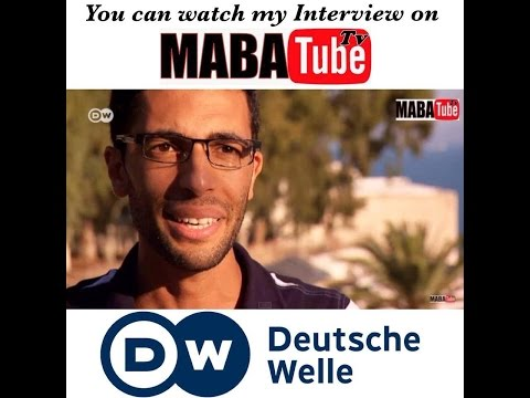 MABA's Interview with DW Tv 2014 about Tunisia...