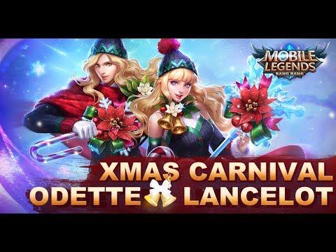 520+ Gambar Mobile Legend Lancelot Dan Odette Gratis
