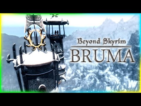 Beyond Skyrim Bruma Walkthrough Part 2 – Adventuring Gameplay