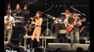 여성 색소포니스트 유옥 콘서트 09-Night Fever.avi