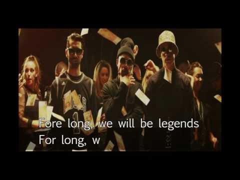 Yellow Claw - Legends (Lyrics)