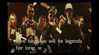 Yellow Claw - Legends (Lyrics)