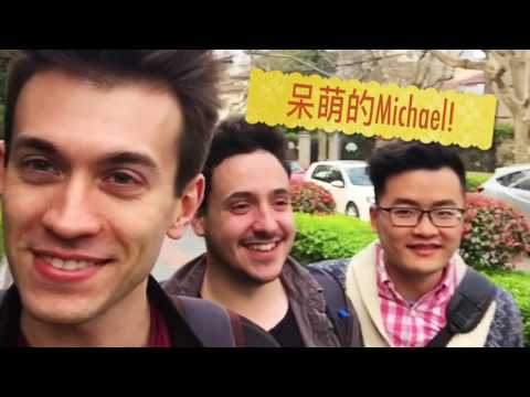 3 Musketeers' Epic Exploration in Shanghai!