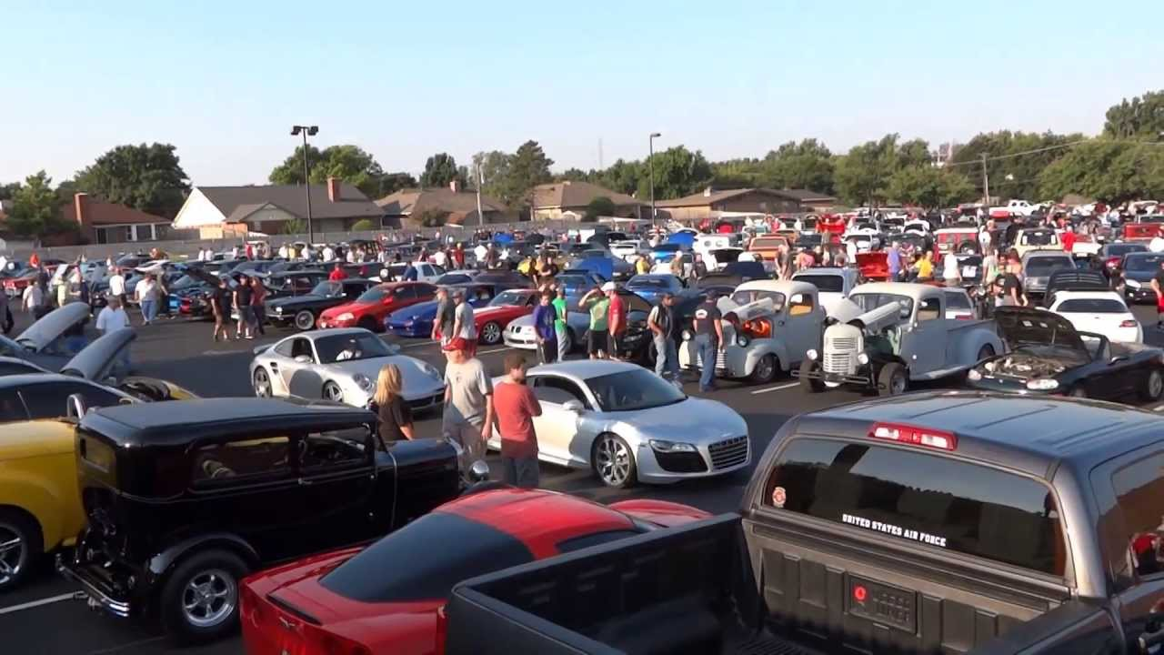 Coffee Cars OKC Oklahoma Car Show September YouTube - Car show okc today