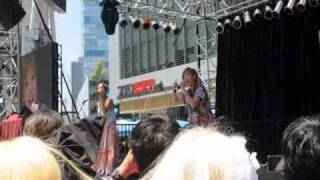 RSP concert on day 1 of Anime Expo in Los Angeles.