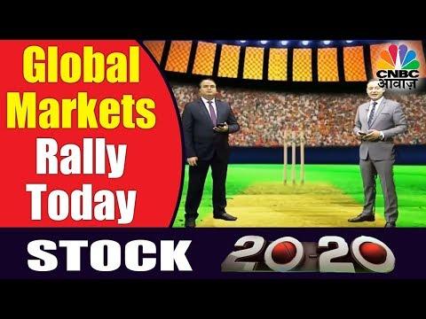SGX Nifty Signals A Good Start To Indian Markets Today | Stock 20-20 | CNBC Awaaz