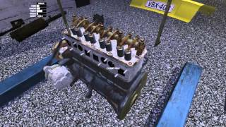 My Summer Car Engine assembly/My Summer Car Engine Сборка двигателя(Oil, brake fluid, belt buy at the shop. The belt is not unpack, put if you have installed a generator (in the video anyway). After installing the belt, adjust the ..., 2016-03-23T13:17:09.000Z)