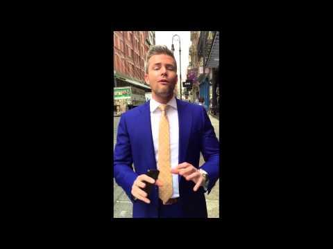 Ryan Serhant's NY Minute: Madison Square Park