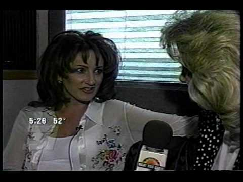 Lee  Ann  Womack - Interview - WAAY  TV - 07/26/1997