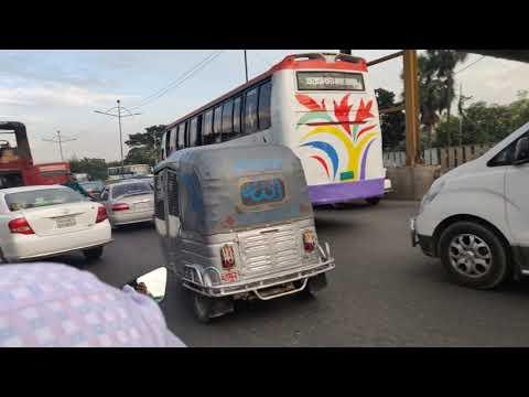 BRTC bus burned