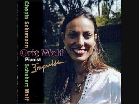 Schubert - Impromtu in B flat major - Op. 142 - No. 3 - Variation 2 (II) - By Orit Wolf.wmv