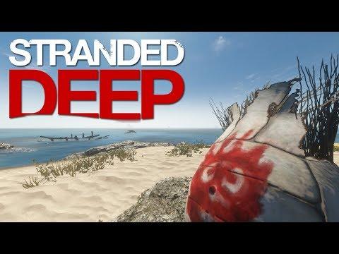 STRANDED DEEEEEP! HELP ME SURVIVE!