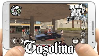 GTA V ANDROID mods gasolina para GTA San Andreas Android|Windroid Phone