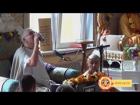 Бхагавад Гита 12.18-19 - Прабхавишну прабху