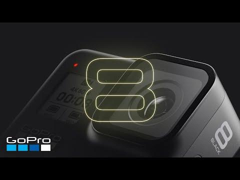 GoPro: Introducing HERO8 Black — Beyond Next Level