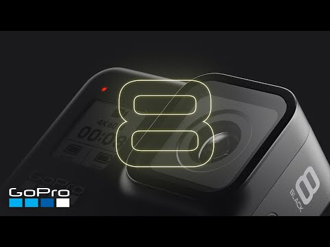 GoPro: Introducing HERO8 Black — Beyond Next Level
