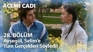 Ayşegül Selim'e Tüm Gerçekleri Söyledi - Acemi Cadı 28. Bölüm