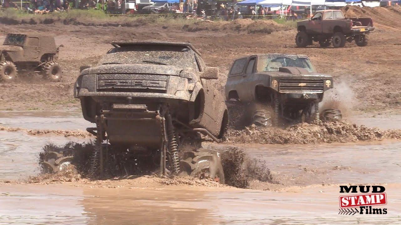 Country boyz Mud Bogging