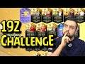 Yeni Kartlar gelmiş | 192 Fut Draft Challenge | Fifa 16