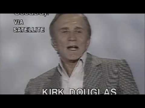 Kirk Douglas One Of The Last Living Of The Film Industrys Golden Age